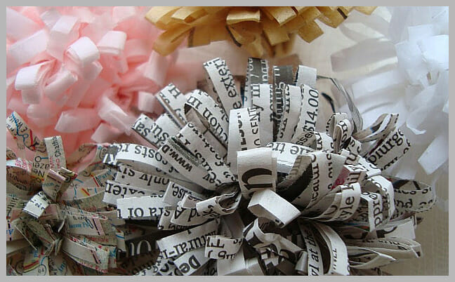 Wedding Gifts Packing Designs: Paper Clutter Or Creative Gift Wrap?