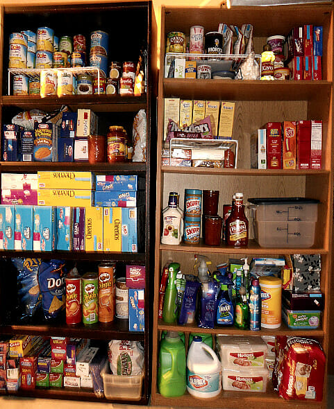 Organized Pantry And Pantry Tips: Tips To Stock And Organize Your Pantry