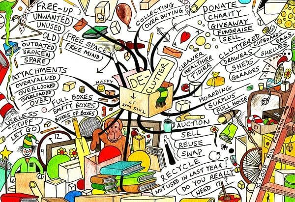 top 10 ways to reduce clutter andrea dekker how to reduce clutter to reduce stress hgtv