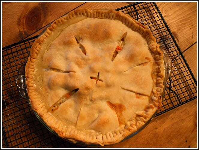 ... fashioned chicken pot pie recipe yummly old fashioned chicken pot pie