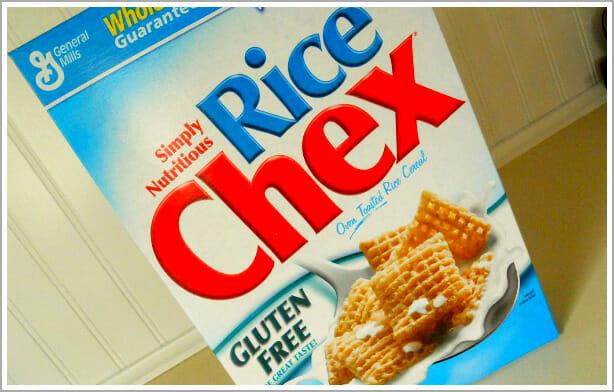 No-Bake Rice Chex Bars - Andrea Dekker