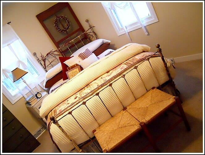 ten reasons to make your bed - andrea dekker