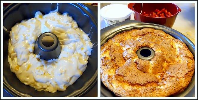 Simple Angel Food Cake Recipe Andrea Dekker