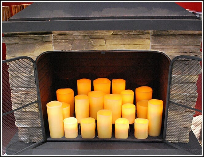 Weekend Giveaway Enjoy Lighting Flameless Candles Andrea