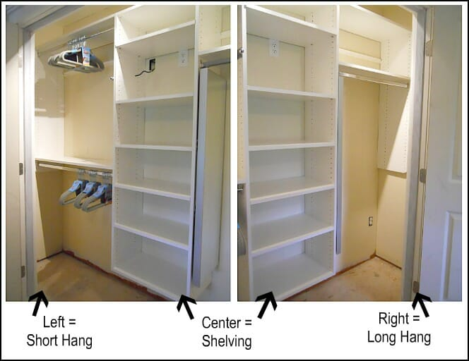 Closet Design my best closet design tips and tricks - andrea dekker