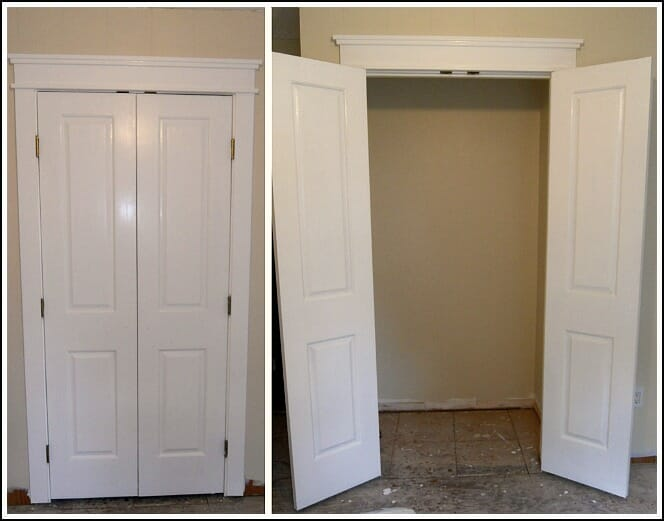 closet french doors for bedrooms 1