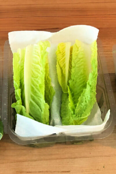 how to keep lettuce fresh longer
