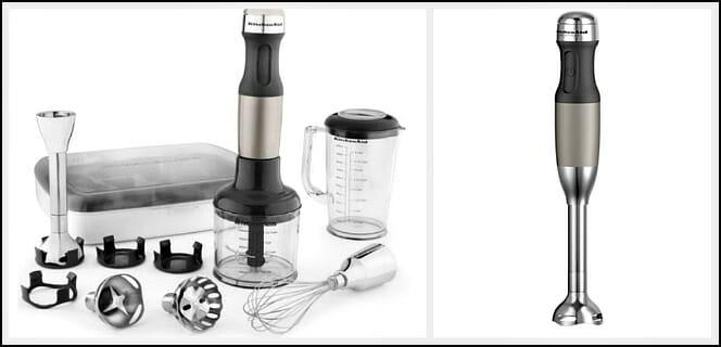 Kitchenaid Hand Blender weekend giveaway: kitchenaid hand blender - andrea dekker