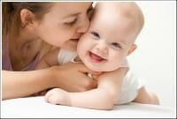 Mom-Baby thumb