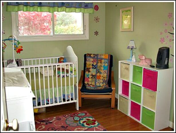 Organizing a baby nursery andrea dekker - How to organize baby room ...