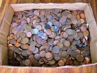pennies thumb