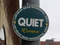 quiet thumb