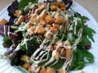 salad thumb
