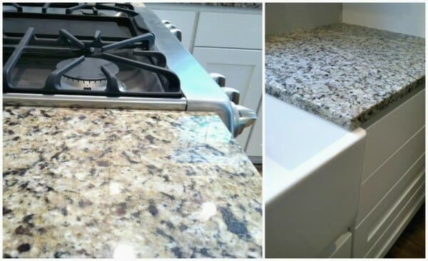 Awesome The Colors In Our Counter Tops ...
