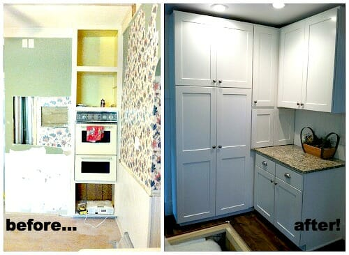 Pantry Cabinet: Wall Pantry Cabinets with Fabulous Pantry Storage ...