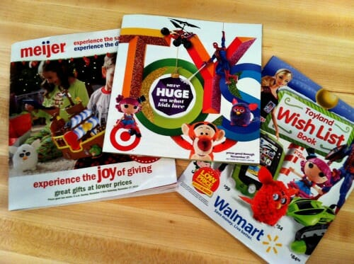 Christmas Toy Catalogs By Mail.Toys Purging Organizing And Storing Andrea Dekker