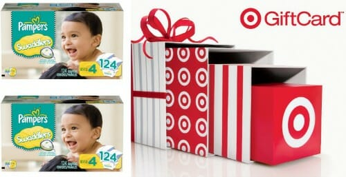 target pampers giveaway