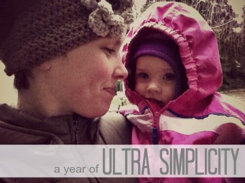 ultra simplicity