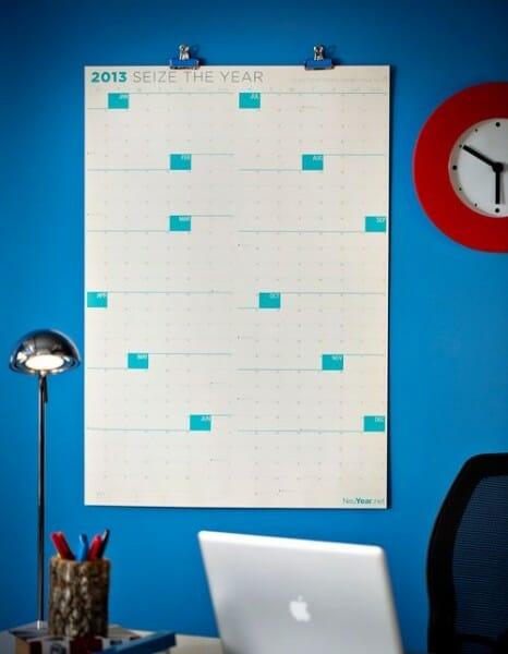 NueYear Calendar