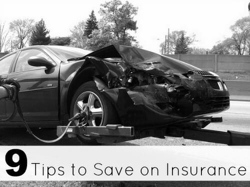 insurance saving tips