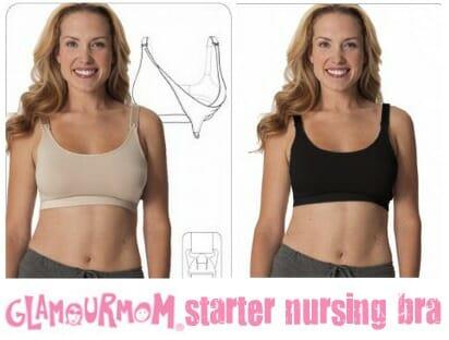 starter nursing bra