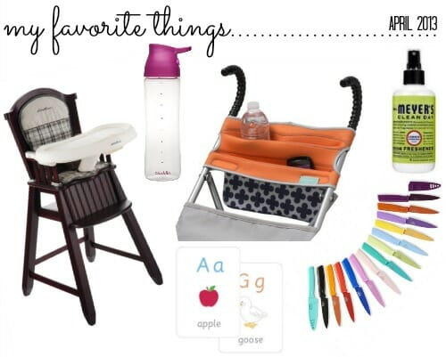 favorite things 4-13