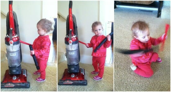 nora and the hoover