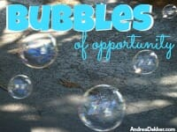 bubbles of opportunity thumb