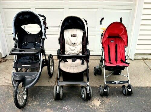 favorite strollers