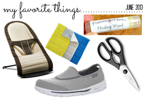 favorite things june2013