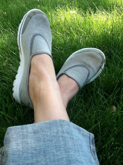 go walk shoes