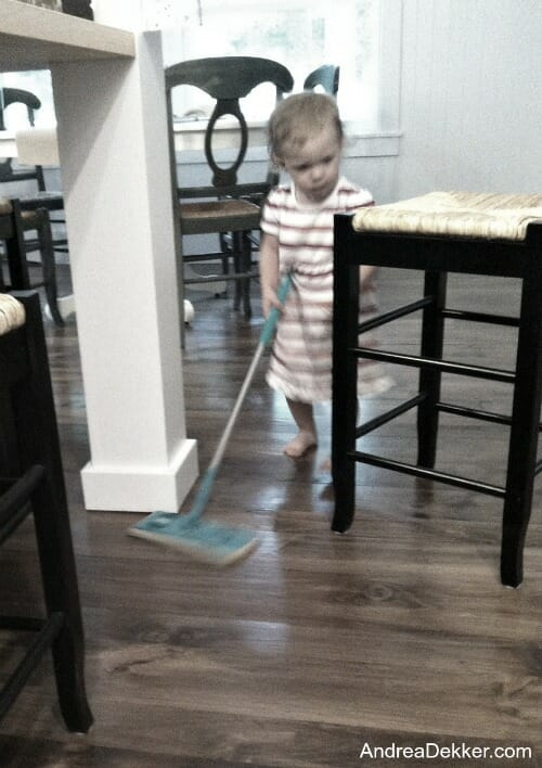 nora sweeping