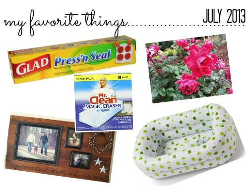 favorite things july