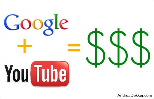 how we save money with google and youtube