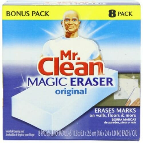 magic erasers
