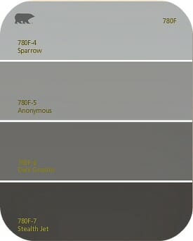 behr paint color