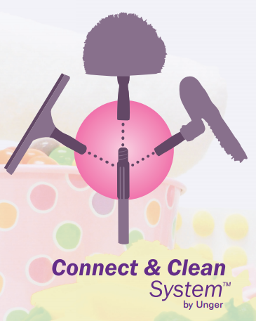 connect and clean