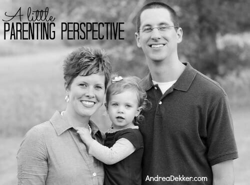 parenting perspective