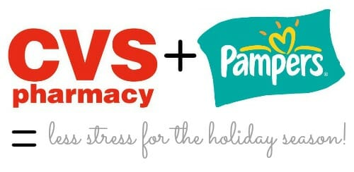 CVS + Pampers