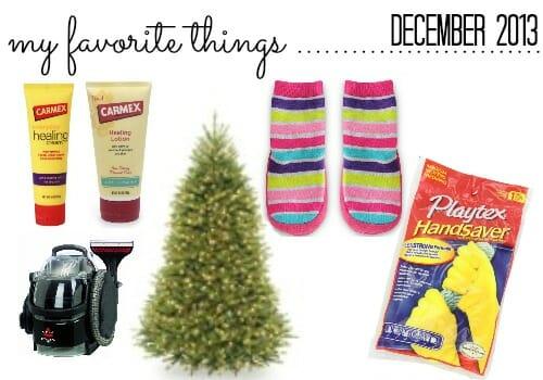 favorite things december