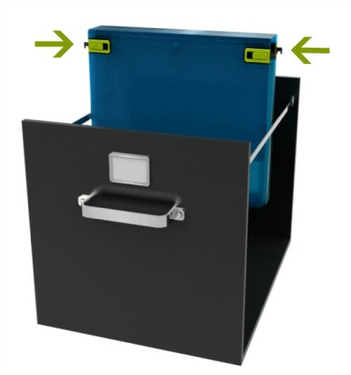 Home Filing Cabinet