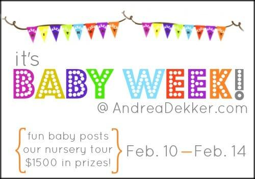 baby week logo