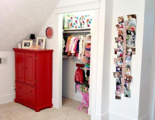 nora's new closet