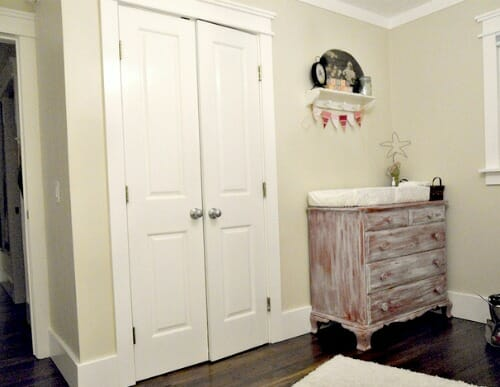 nursery closet doors