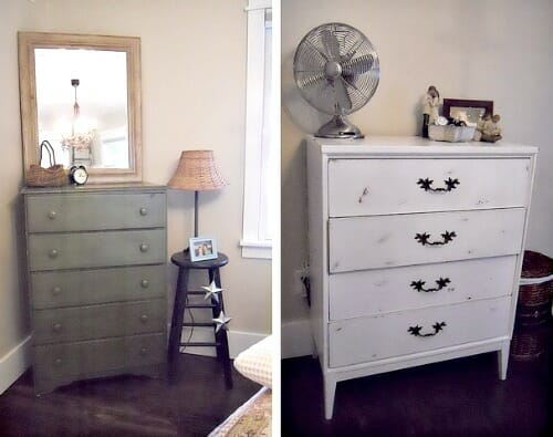 our dressers