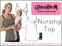 Baby Week Giveaways on andreadekker.com