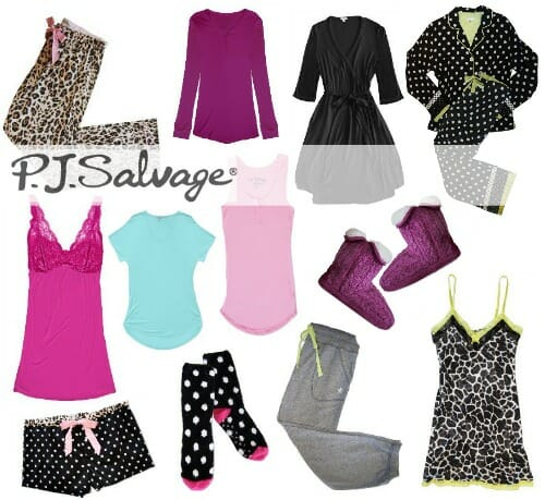 PJ Salvage pajama collection