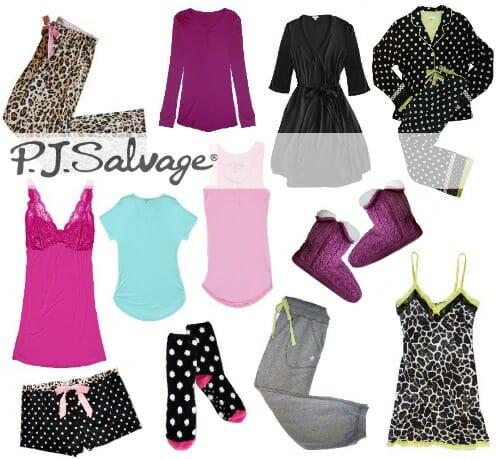 PJ Salvage pajama collection