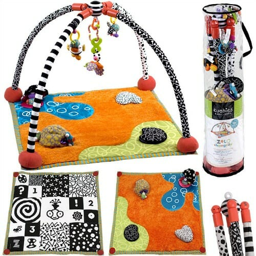 kushies activity mat set
