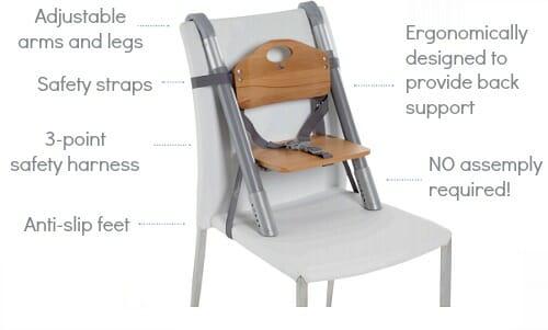 Lyft Booster Chair